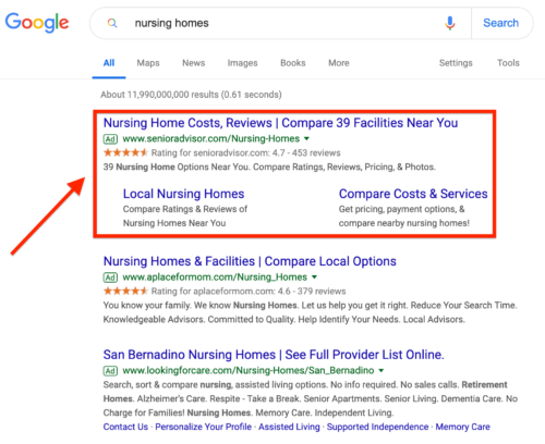 Healthcare Advertising on Google